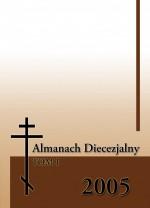 Almanach diecezjalny 2005 tom 1 Praca zbiorowa