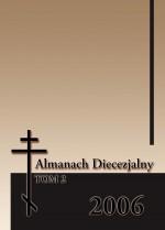 Almanach diecezjalny 2006 tom 2 Praca zbiorowa