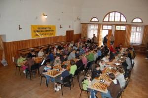 W zdrowym ciele, zdrowy duch Zawody szachowe w Gorlicach