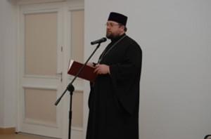 Biskup Paisjusz spotkał się z nauczycielami i pracownikami oświaty Spotkanie z nauczycielami i pracownikami oświaty