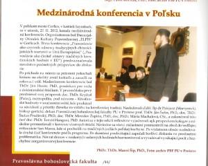 Konferencja  Na Pulze